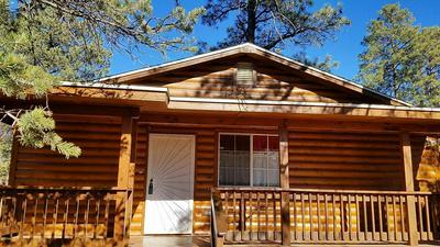 3511 BROKEN ARROW RD, Overgaard, AZ 85933 - Photo 2