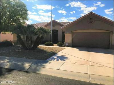 15017 W YOSEMITE DR, Sun City West, AZ 85375 - Photo 1
