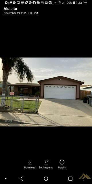 1153 BORDELAIS ST, Delano, CA 93215 - Photo 2
