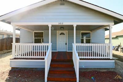 503 PIERCE ST, Taft, CA 93268 - Photo 1