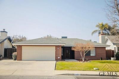 3404 JUNIPER RIDGE RD, Bakersfield, CA 93306 - Photo 1