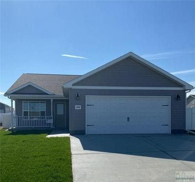 1408 LAS PALMAS AVE, Billings, MT 59105 - Photo 1