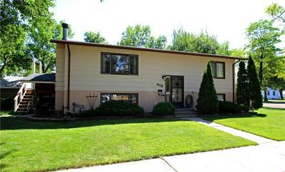 419 IDAHO AVE, Laurel, MT 59044 - Photo 1