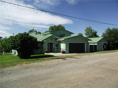 145 PRITCHARD ST NW, Harlowton, MT 59036 - Photo 1