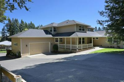6091 VAN KEPPEL RD, FORESTVILLE, CA 95436 - Photo 1