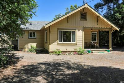 898 CLOVER VALLEY RD, Upper Lake, CA 95485 - Photo 1