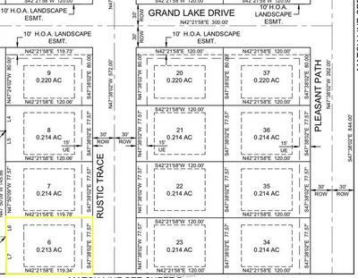 LOT 6 GRAND LAKES PH 1, Snook, TX 77878 - Photo 2