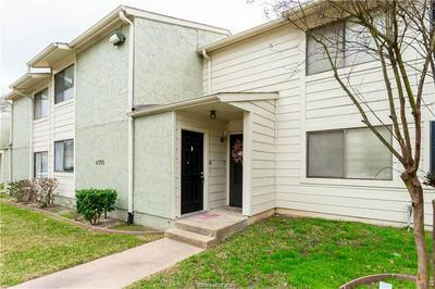 4505 CARTER CREEK PKWY APT 6, Bryan, TX 77802 - Photo 1