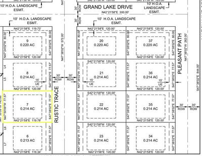 LOT 7 GRAND LAKES PH 1, Snook, TX 77878 - Photo 2