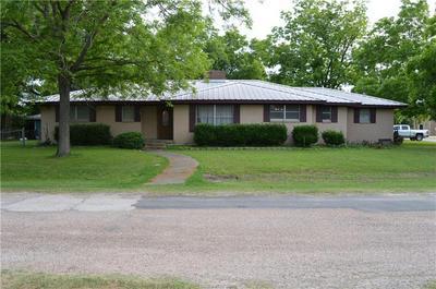 318 W JACK ST, Bremond, TX 76629 - Photo 1