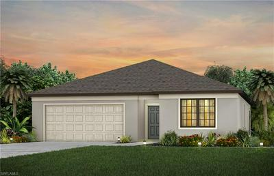 10827 MARLBERRY WAY, NORTH FORT MYERS, FL 33917 - Photo 1