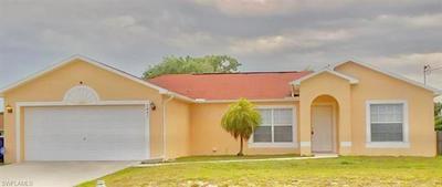 3401 20TH ST SW, LEHIGH ACRES, FL 33976 - Photo 1