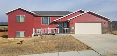 316 LONE SOLDIER CT, Rapid City, SD 57719 - Photo 1