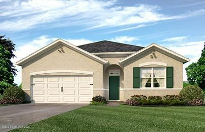 3798 LOGGERHEAD LANE, MIMS, FL 32754 - Photo 1