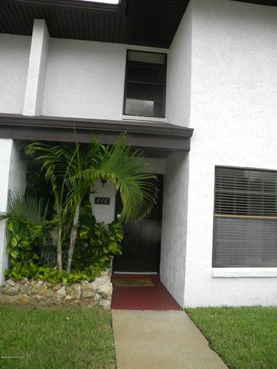 436 SAILFISH AVE # 7, Cape Canaveral, FL 32920 - Photo 1