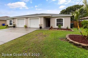 829 FAULL DR UNIT A, Rockledge, FL 32955 - Photo 1