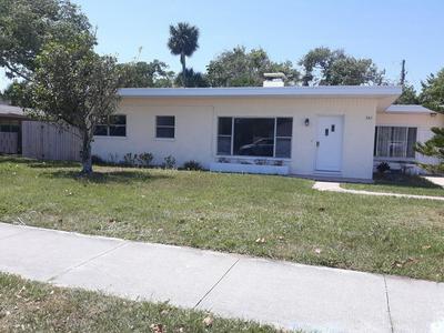 382 WOODLAND AVE, COCOA BEACH, FL 32931 - Photo 1