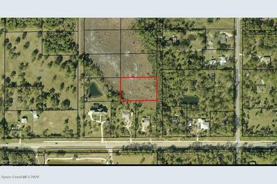 0000 N. OF VALKARIA/W. COREY ROAD, Malabar, FL 32950 - Photo 1