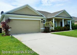 1125 MORGAN CIR NE, Palm Bay, FL 32905 - Photo 2