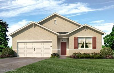 3718 LOGGERHEAD LANE, MIMS, FL 32754 - Photo 1