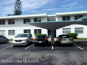 8401 N ATLANTIC AVE APT J6, Cape Canaveral, FL 32920 - Photo 1