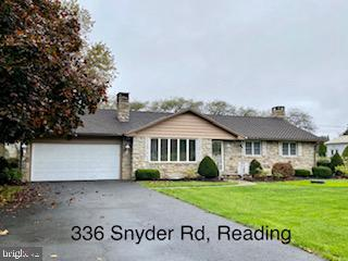 336 SNYDER RD, READING, PA 19605 - Photo 1