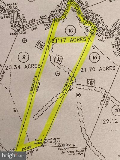 LOT 10 MOUNTAIN AIR DRIVE, GREEN SPRING, WV 26722 - Photo 1