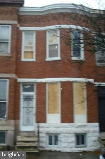 1937 W MULBERRY ST, BALTIMORE, MD 21223 - Photo 1
