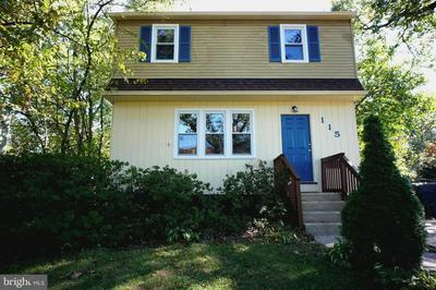 115 MANSION AVE, VOORHEES, NJ 08043 - Photo 1