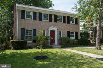 5302 SHERRILL AVE, CHEVY CHASE, MD 20815 - Photo 1