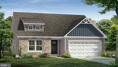 0 STAGER AVENUE # CRANBERRY II PLAN, FALLING WATERS, WV 25419 - Photo 2