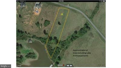 LOT 28 LANDS END DRIVE, ORANGE, VA 22960 - Photo 2