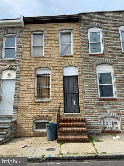2206 CHRISTIAN ST, BALTIMORE, MD 21223 - Photo 1