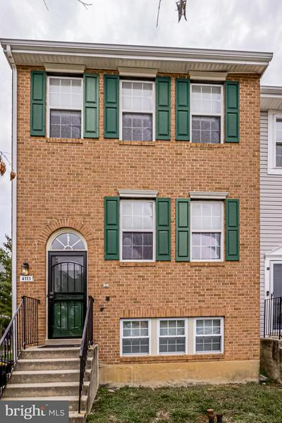 4113 APPLE ORCHARD CT # 2, SUITLAND, MD 20746 - Photo 1