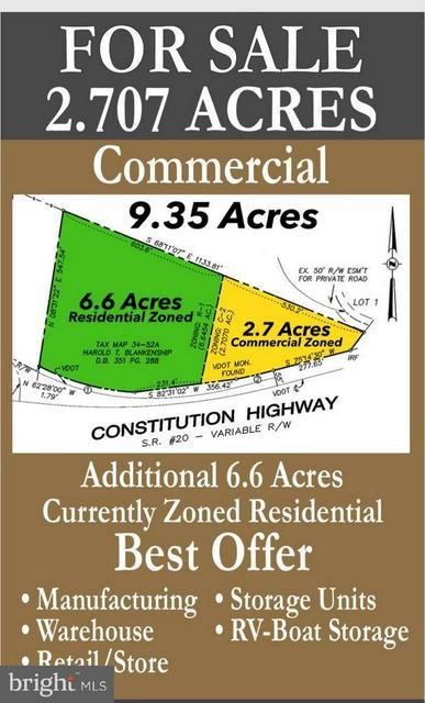 26243 CONSTITUTION HWY, UNIONVILLE, VA 22542 - Photo 1