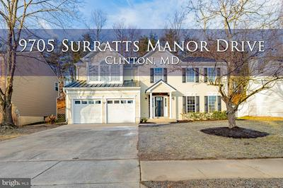 9705 SURRATTS MANOR DR, CLINTON, MD 20735 - Photo 1