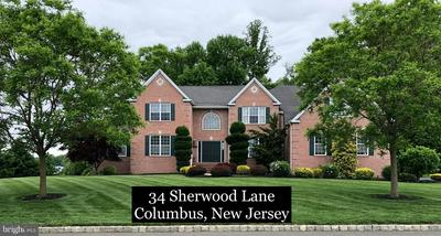 34 SHERWOOD LN, COLUMBUS, NJ 08022 - Photo 1