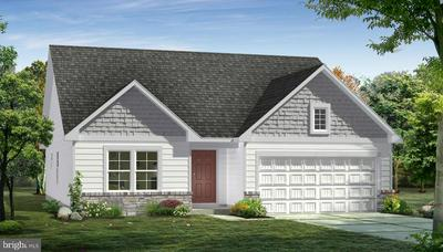 0 STAGER AVENUE # CRANBERRY II PLAN, FALLING WATERS, WV 25419 - Photo 1