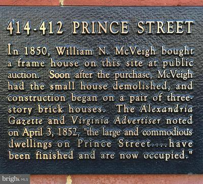 414 PRINCE ST # 4, ALEXANDRIA, VA 22314 - Photo 2