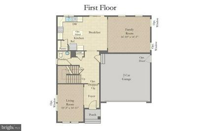 0 STAGER AVENUE # MORGAN PLAN, FALLING WATERS, WV 25419 - Photo 2