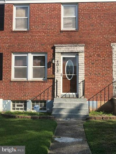 4013 LYNDALE AVE, BALTIMORE, MD 21213 - Photo 1