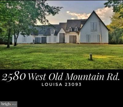 2580 W OLD MOUNTAIN RD, LOUISA, VA 23093 - Photo 1