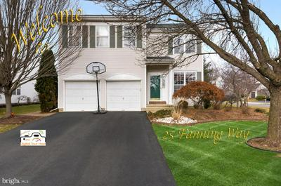 25 FANNING WAY, PENNINGTON, NJ 08534 - Photo 1