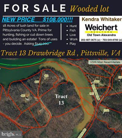 TRACT 13 DRAWBRIDGE, Pittsville, VA 24139 - Photo 1