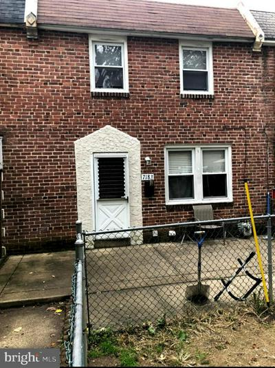 7183 MIDWAY AVE, UPPER DARBY, PA 19082 - Photo 1