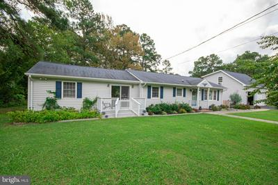 3239 BOONE RD, CRISFIELD, MD 21817 - Photo 1