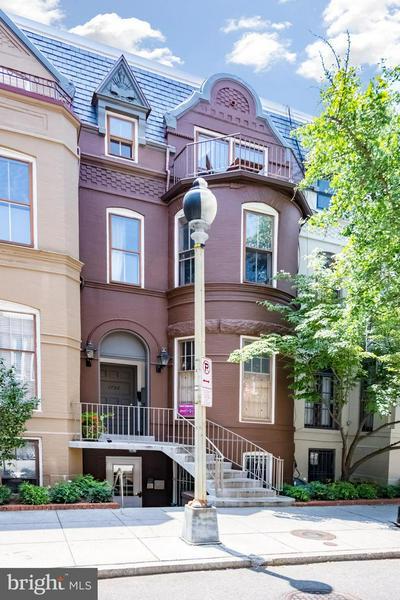 1752 CORCORAN ST NW APT 3B, WASHINGTON, DC 20009 - Photo 1