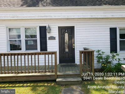 5941 DEALE BEACH RD, DEALE, MD 20751 - Photo 1