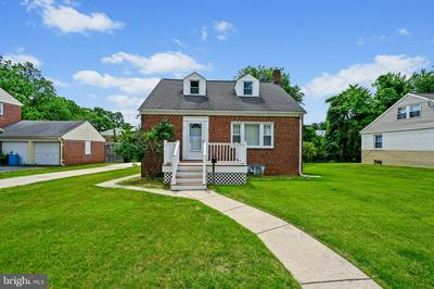21 RANDALL AVE, Pikesville, MD 21208 - Photo 1
