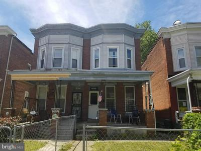 3823 CLIFTON AVE, BALTIMORE, MD 21216 - Photo 1